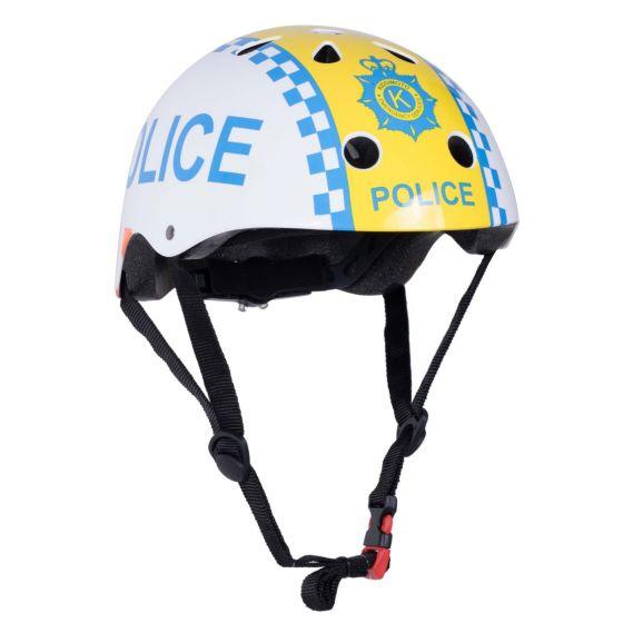 Kiddimoto Helmet - Police