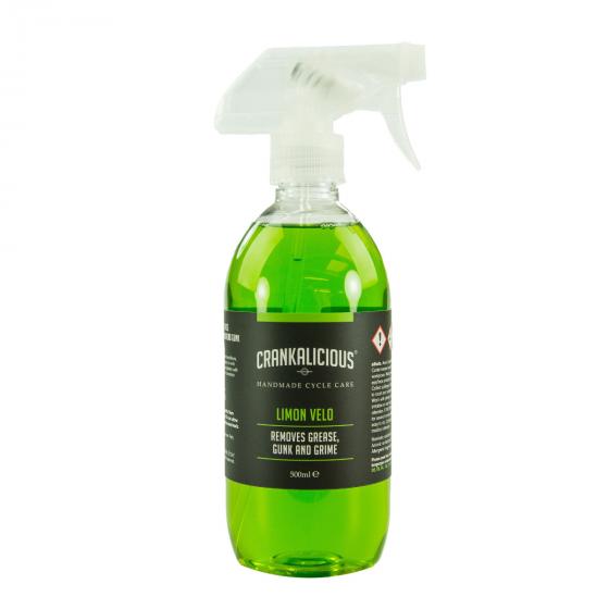Crankalicious Limon Velo Degreaser Spray - 500ml