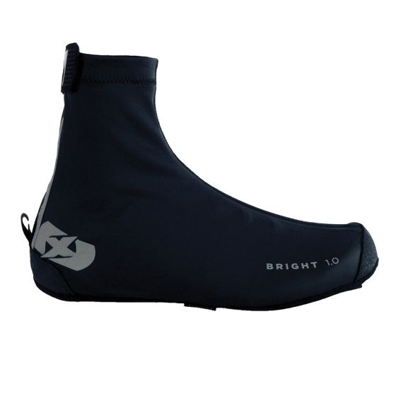 Oxford Bright 1.0 Overshoes - Black