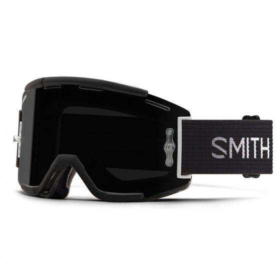 Smith Squad AC MTB 2018 Goggles - Semenuk AC/ChromaPop Sun Black