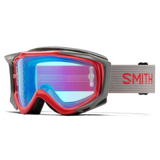 Smith Fuel V.2 2018 Goggles - Rise Split/ChromaPop Contrast Rose Flash