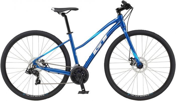 GT Transeo Sport Step-Thru 2021 Bike