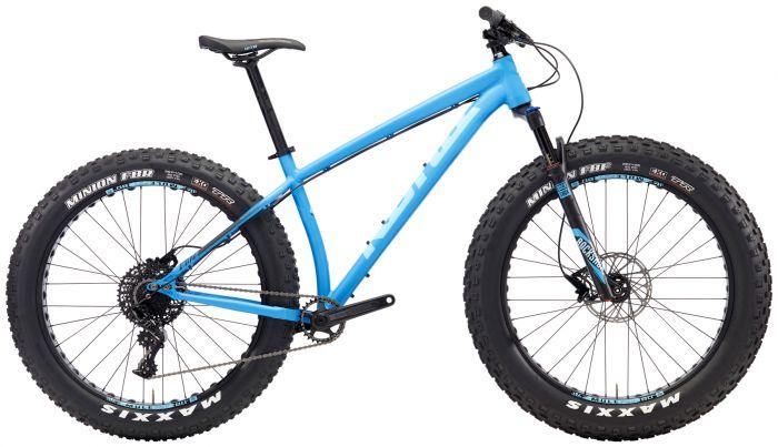 Kona WoZo 26-Inch 2018 Fat Bike