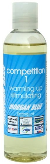 Morgan Blue Competition 1 Warming Up Oil