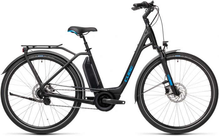 Cube Town Hybrid Pro 500 Easy Entry 2021 Electric Bike