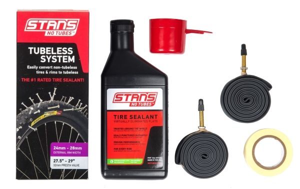 Stans No Tubes All Mountain 29er Tubeless System