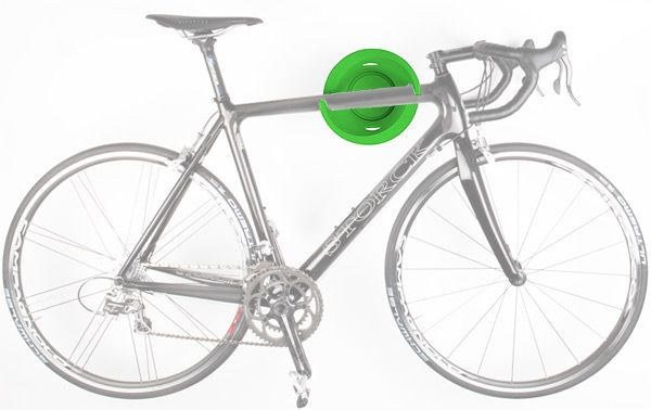 Cycloc Solo Wall Mounted Bike Holder