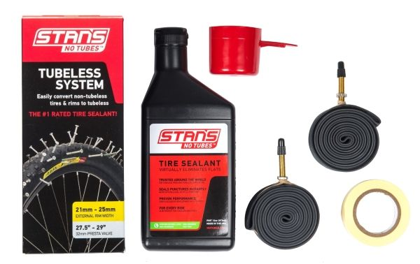 Stans No Tubes Flow Tubeless System