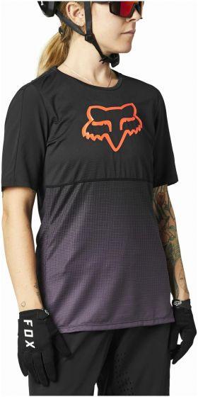 Fox Flexair Womens Short Sleeve Jersey