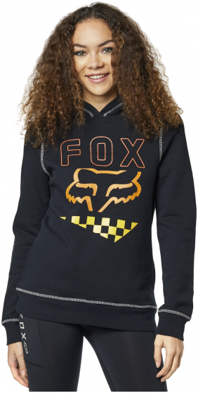 Fox Richter Womens Pullover Hoodie