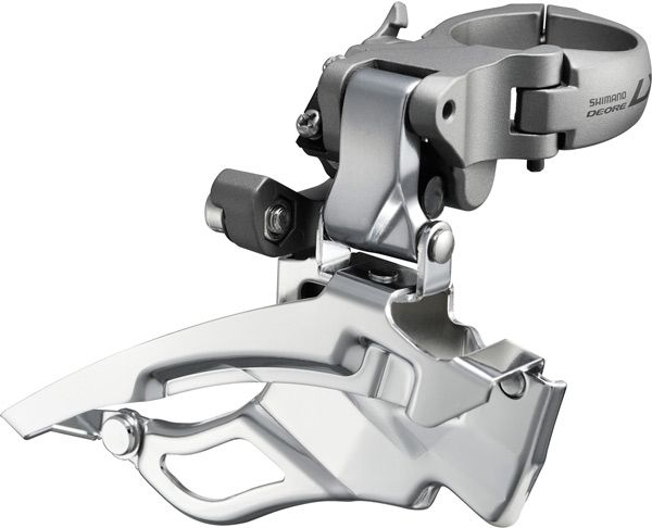 Shimano Deore LX FD-T671 Down Swing Front Derailleur