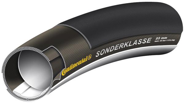 Continental Sonderklasse II 700c Tubular Tyre
