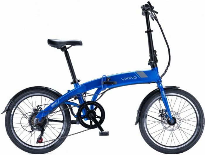 Viking Gravity 2020 Folding Electric Bike
