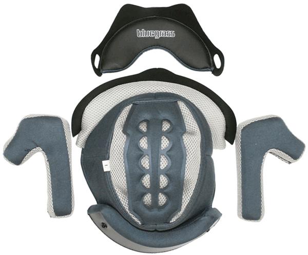 Bluegrass Brave 2011/2012 Replacement Helmet Pad Set