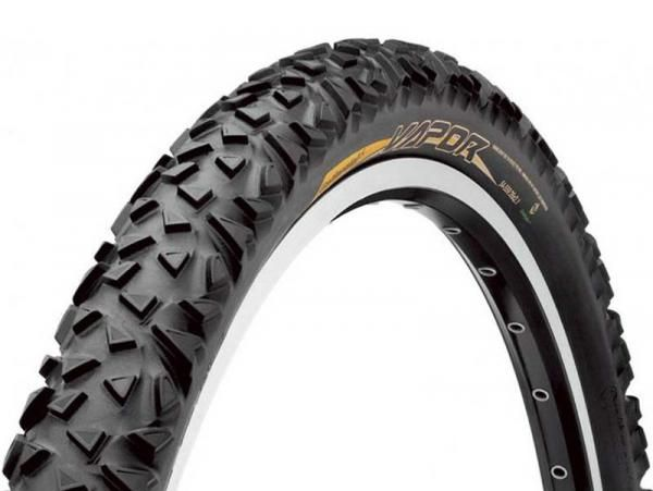 Continental Vapor Wire Tyre
