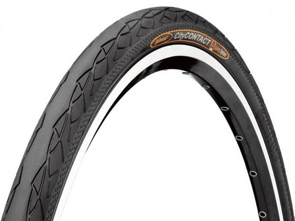 Continental City Contact Reflex Recumbent Tyre (Wire Bead)