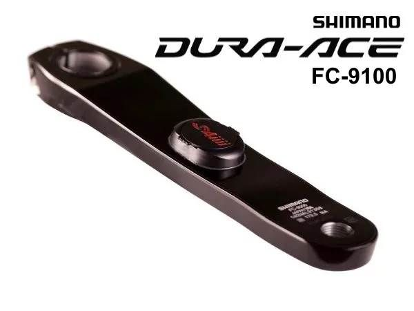 4iiii Precision Shimano Dura-Ace 9100 Left Hand Power Meter Crank