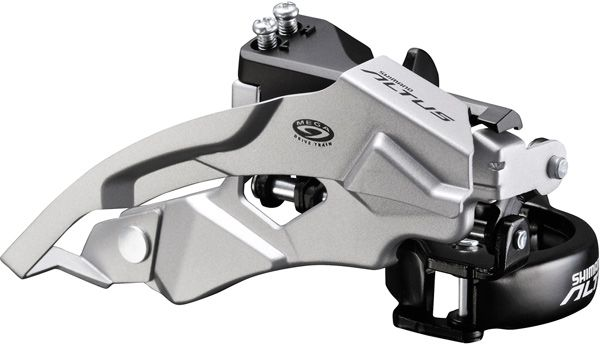 Shimano Altus FD-M370 9-Speed Front Derailleur