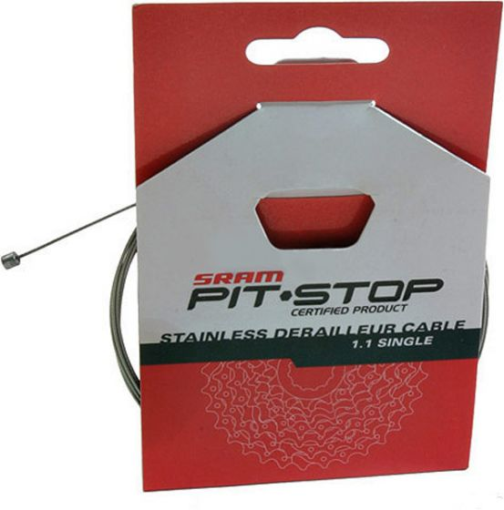 SRAM PitStop Stainless Steel Derailleur Inner Cable