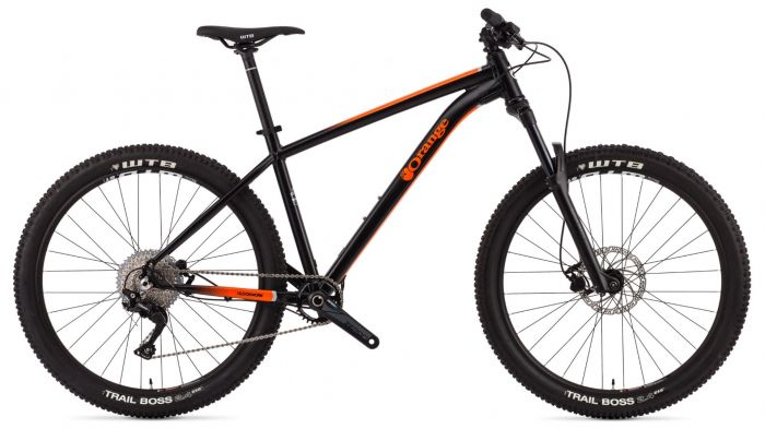 Orange Clockwork 27.5-Inch 2020 Bike