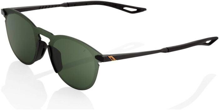 100% Legere Round Sunglasses