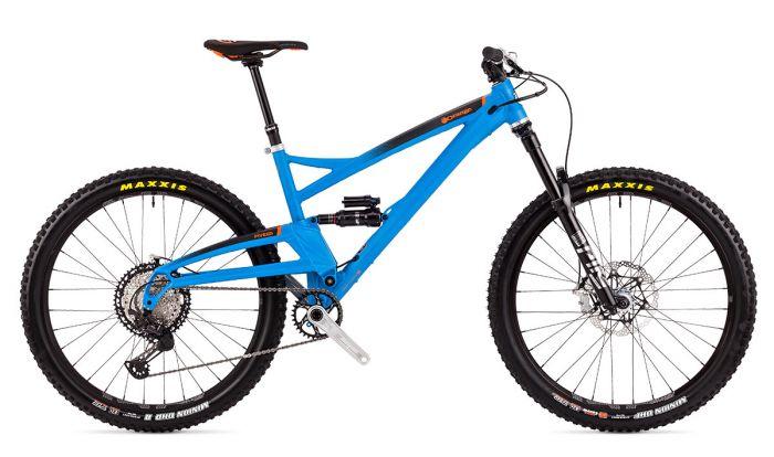 Orange Five Evo LE 2021 Bike
