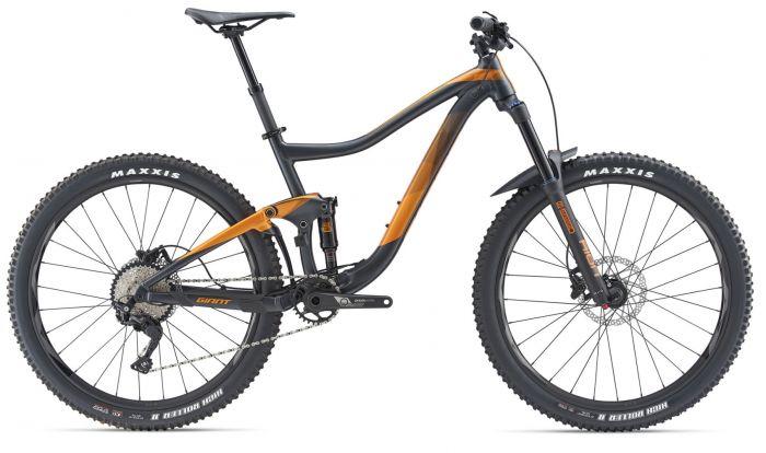 Giant Trance 3 27.5-Inch 2019 Bike