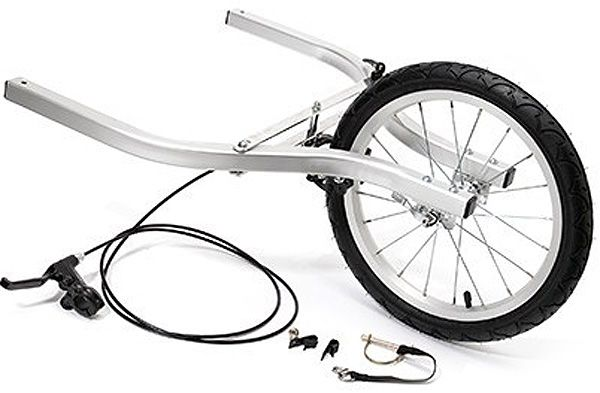 Burley Solo Jogger Conversion Kit