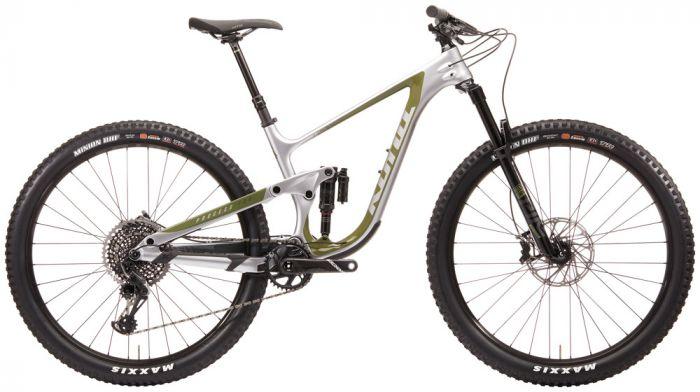 Kona Process 134 CR/DL 29 2020 Bike