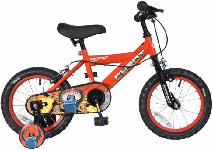 Concept Cybot 14-Inch Boys 2020 Bike