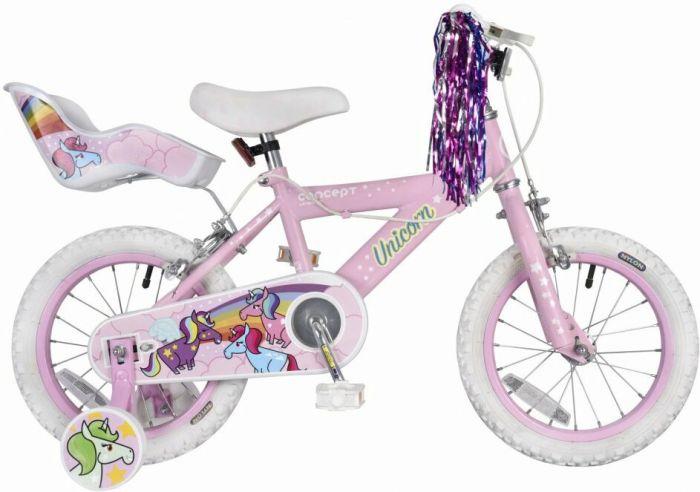 Concept Unicorn 14-Inch Girls 2020 Bike
