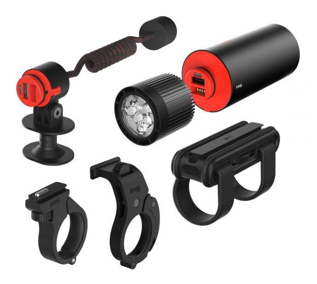 Knog PWR Mountain Light Kit