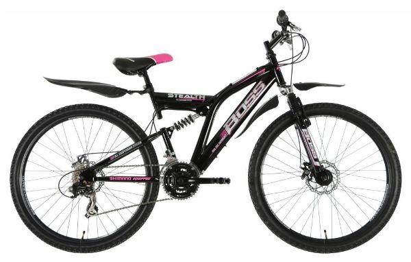 Boss Stealth 26-Inch Womens Bike