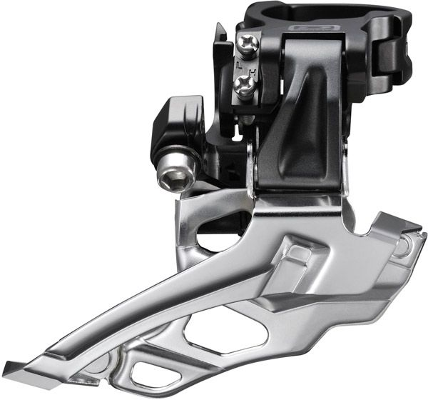 Shimano Deore FD-M616 10-Speed Front Derailleur