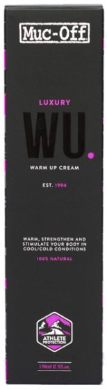 Muc-Off Luxury Warm Up Cream