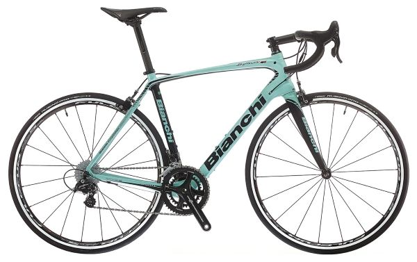 Bianchi Infinito CV Potenza Compact 2019 Bike