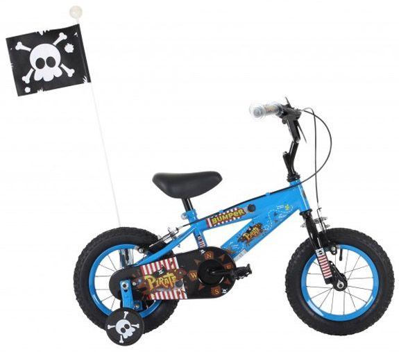 Bumper Pirate 12-Inch 2016 Boys Bike
