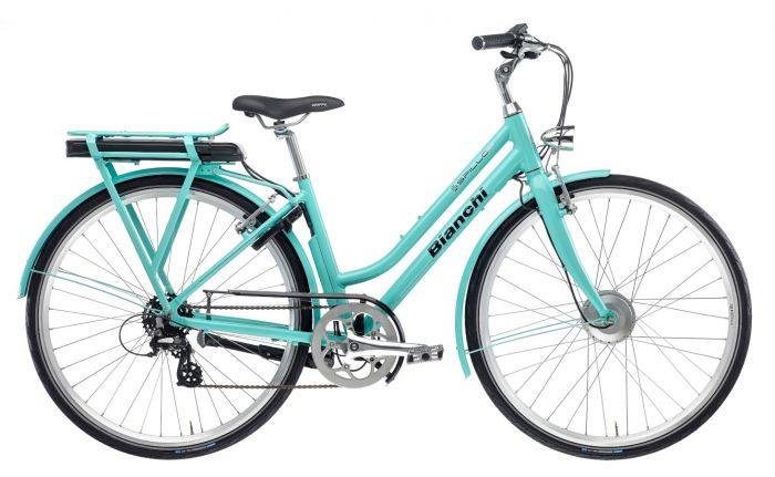 Bianchi E-Spillo Classic 2020 Womens Bike