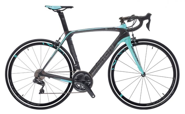 Bianchi Oltre XR3 CV Ultegra Di2 Compact 2019 Bike