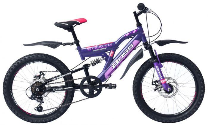 Boss Stealth 20-Inch 2020 Kids Bike