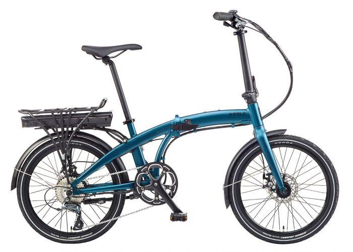 EZEGO Eze Fold 20-Inch 2019 Folding Electric Bike