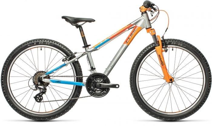 Cube Acid 240 Action Team 24-Inch 2021 Juniors Bike