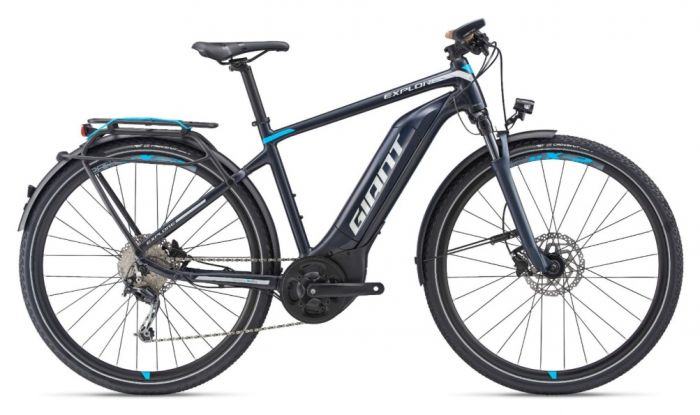 Giant Explore E+ 2 GTS 2019 Electric Bike