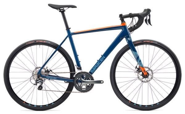 Saracen Hack 02 2018 Bike