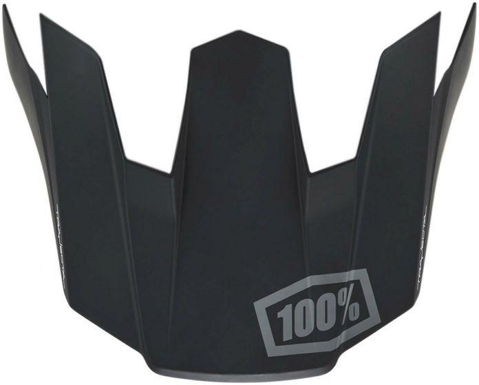 100% Trajecta Helmet Visor
