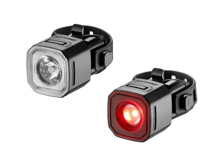 Giant Recon HL 100 / TL 100 Front and Rear Light Set