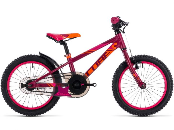 Cube Kid 160 16-Inch 2018 Girls Bike