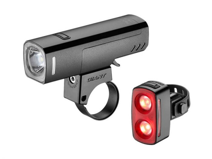 Giant Recon HL 900 / TL 200 Front and Rear Light Set