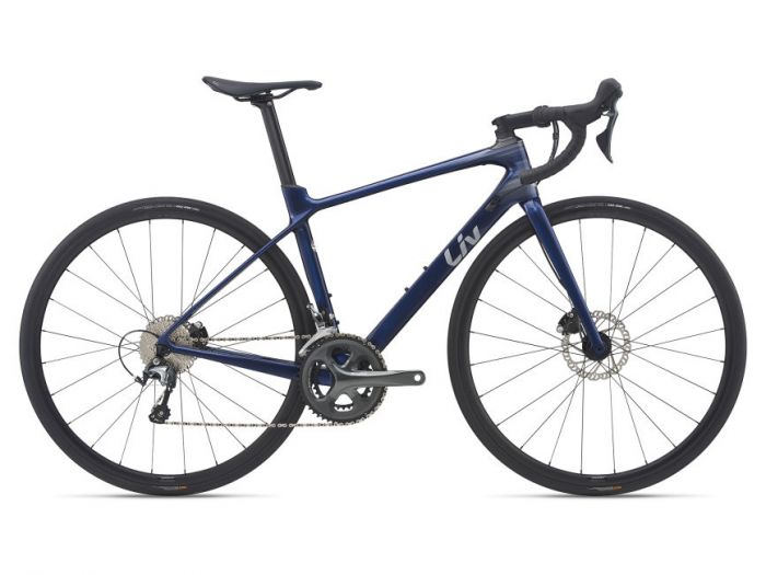 Giant Langma Advanced 3 Disc 2021 Womens Bike