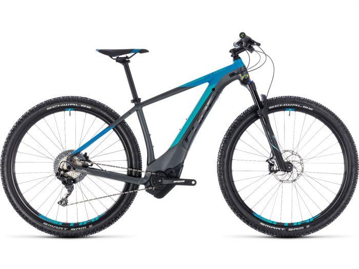 Cube Reaction Hybrid SL 500 2018 Electric Bike